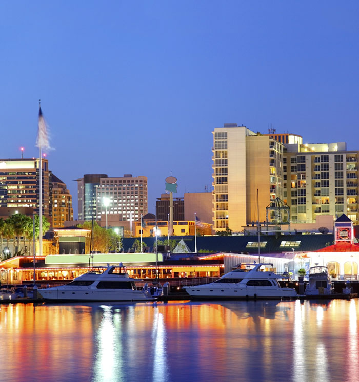Downtown Oakland, California