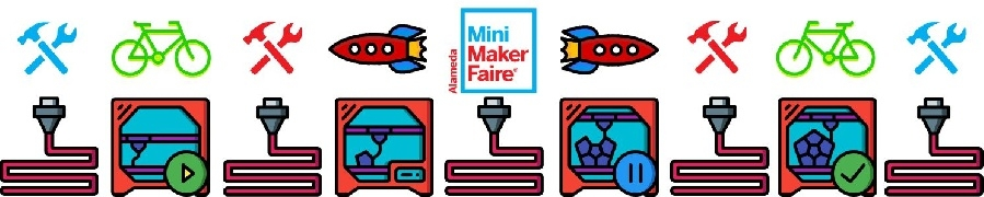 Alameda Mini Maker Faire
