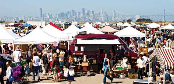 Alameda Point Antiques Faire