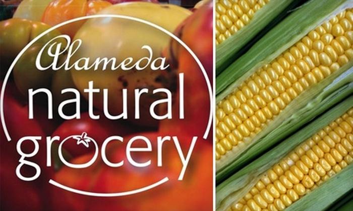 Alameda Natural Grocery Celebrates Spring!