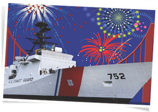 July 4th Parade and Coast Guard Festival