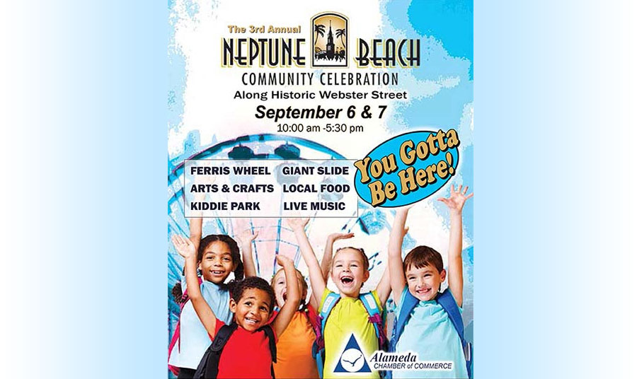 Neptune Beach Community Celebration