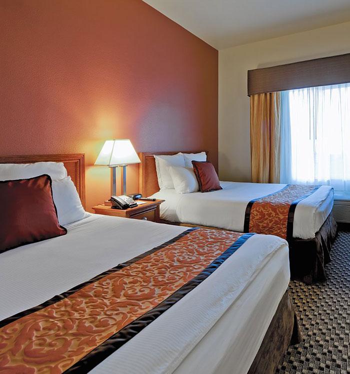 Hawthorn Suites By Wyndham-Oakland/Alameda 2 Queen Beds Suite