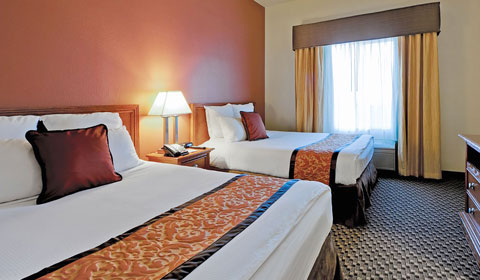 Rooms at Hawthorn Suites By Wyndham-Oakland/Alameda