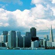 Downtown Oakland, California