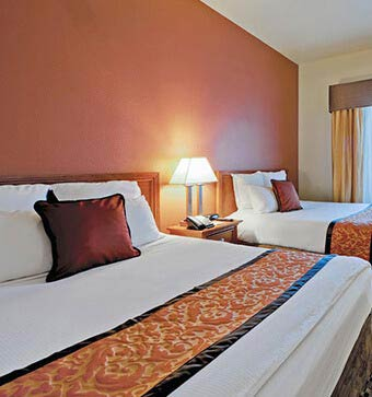 Extended Stay Available at California Hotel